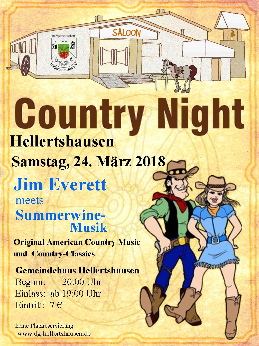Country Night 2018 03 27